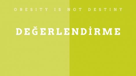 Obesity is not Destiny (1)