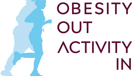 Obesity out Activity in - logo (colourful)