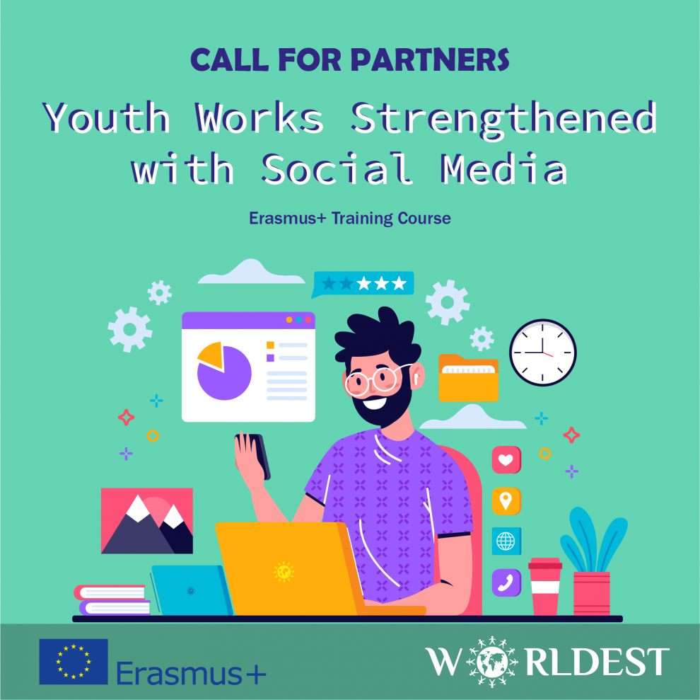 Youth Works Strengthened with Social Media - Partner call